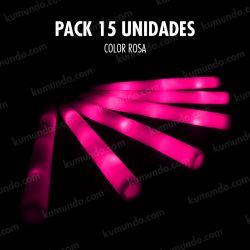 Palos LED - Pack de 15