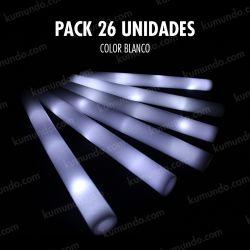 Palos LED - Pack de 26