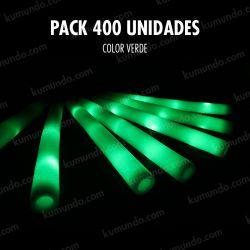 Palos LED - Pack de 400