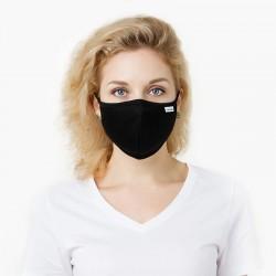 Noir - Masque hygiénique...