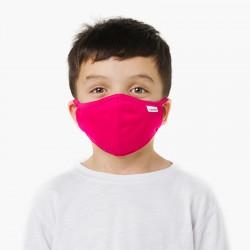 Fucsia - Máscara higiénica...