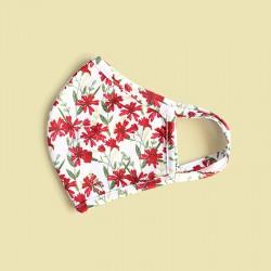 Estampado Flores Rojas -...